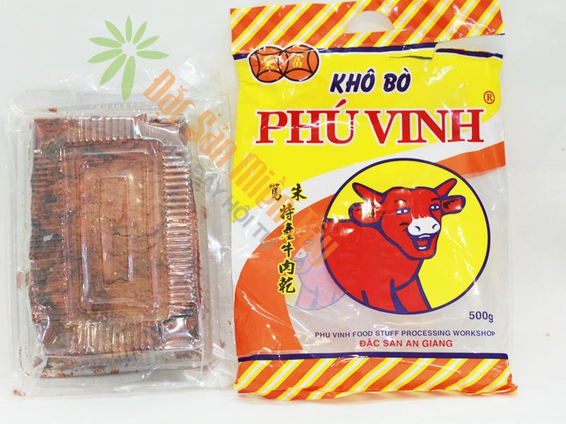 Khô bò An Giang