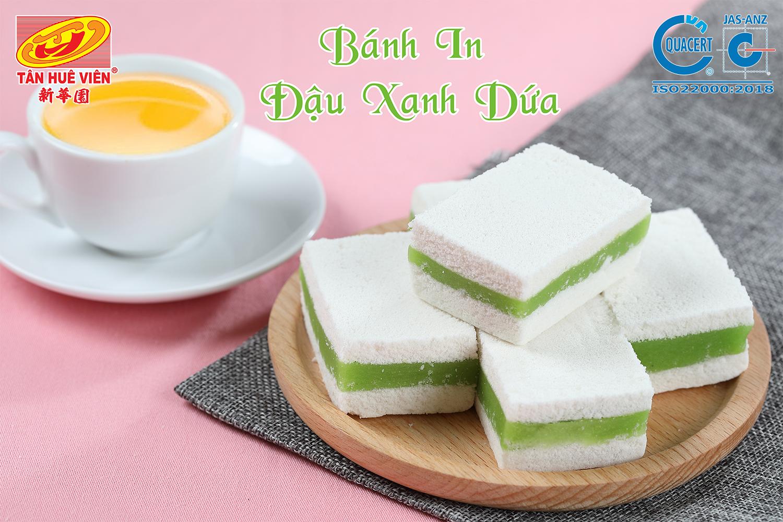 Bánh in lá dứa Sóc Trăng