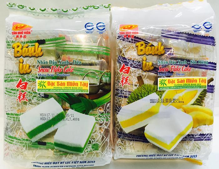 Bánh in Tân Huê Viên