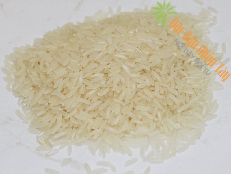 Gạo thơm hoa sữa