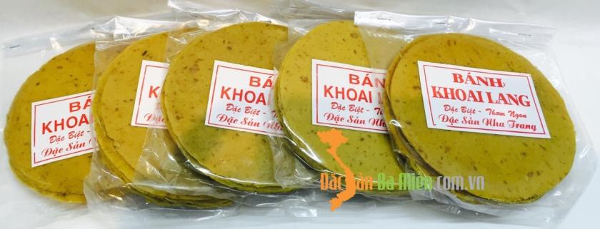 Bánh tráng xoài Nha Trang