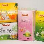 Trà túi lọc truyền thống/ trà thảo mộc