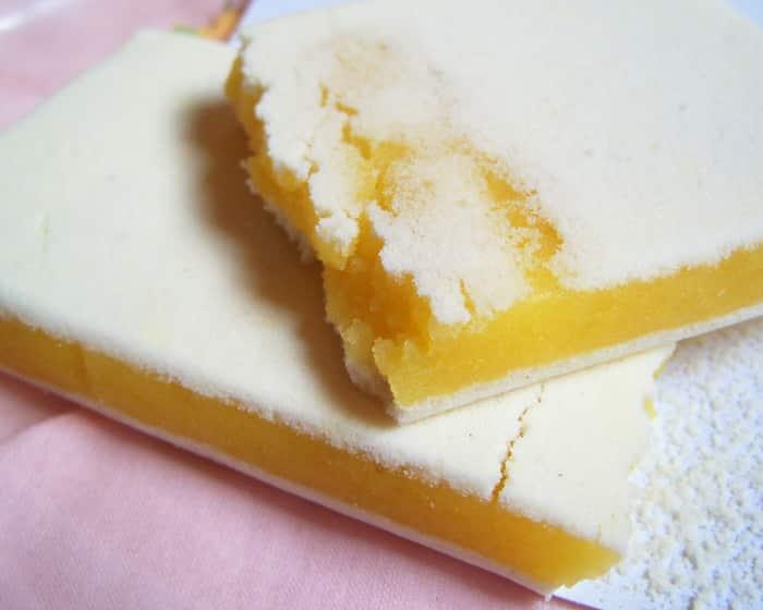 Miếng bánh in mềm dẻo, thơm ngon nhưng cách làm không hề khó