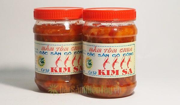 Mắm tôm chua ngon - Đặc sản Gò Công - Hủ 500gr - 95.000Đ