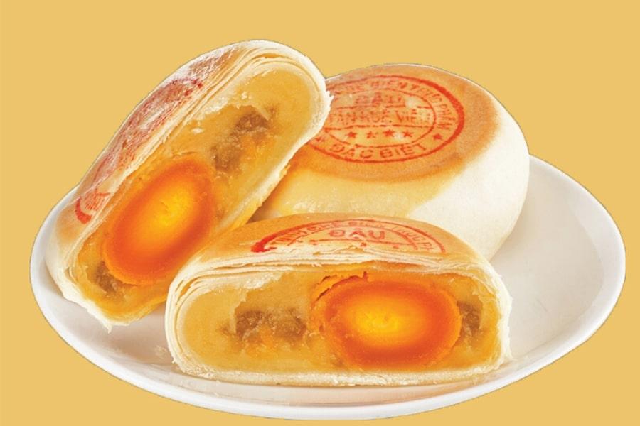 bánh pía Sóc Trăng Tân Huê Viên thơm ngon