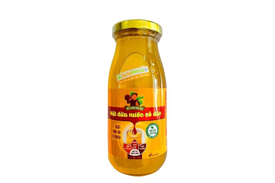 mật hoa dừa, mật mía
